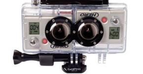 3D kamera z dvoch HERO 2