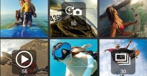 Aplikácia GoPro