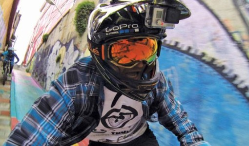 GoPro official foto cycle