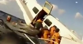 Havária lietadla na Hawaji